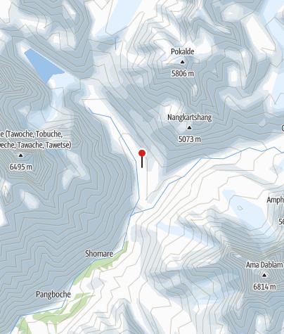 Karte / Pheriche 4260m