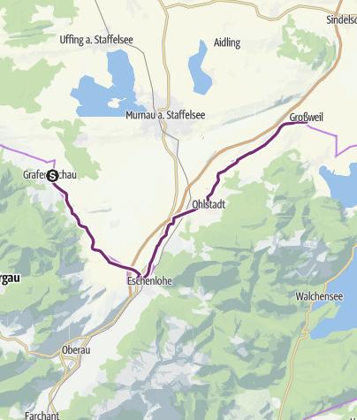 Fernradweg Bodensee Konigssee Radweg Durch Das Blaue Land
