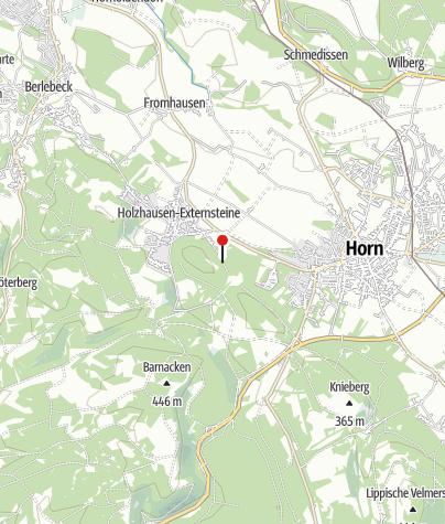 Karte / Holzhauser Steinbruch