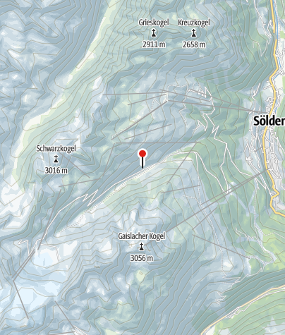 Karte / Rettenbachalm