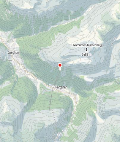 Karte / Tafamuntbahn