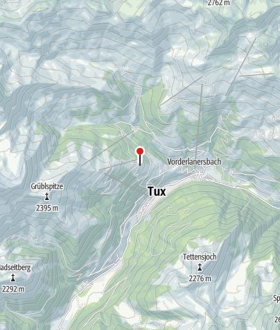 מפה / Lattenalm
