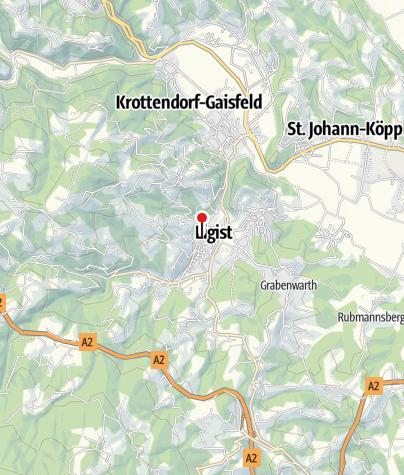 Karte / Museum Ligist im Schmiedhiaslhammer