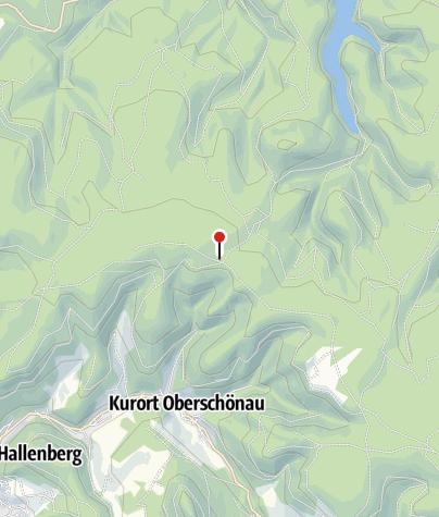 Karte / Schutzhütte Wachsenrasen