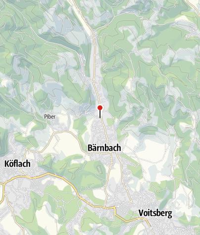 Karte / Gasthaus Lackner