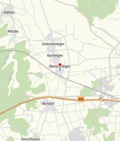Karte / Gasthaus Stern