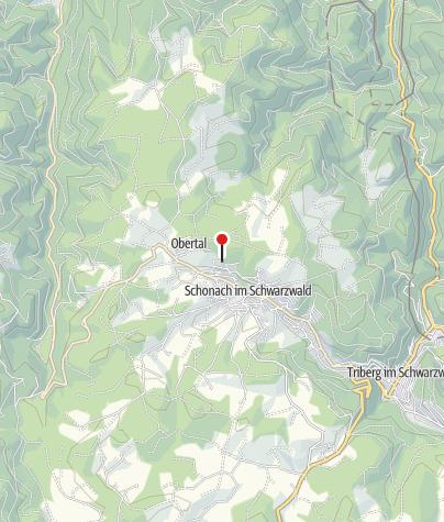 Map / Café-Restaurant Berghüsli