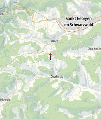 Map / Landgasthof Waldeck