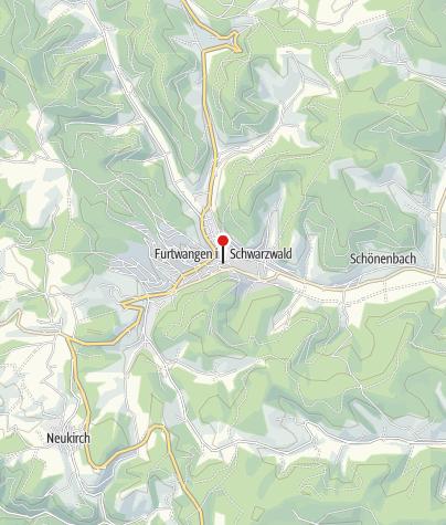 Map / Gasthaus Bad