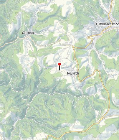 Map / Landgasthof Thälerhäusle Ochsen