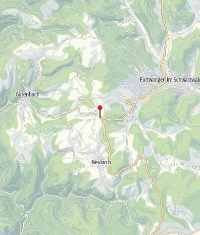 Map / Gasthof zum Hirschen