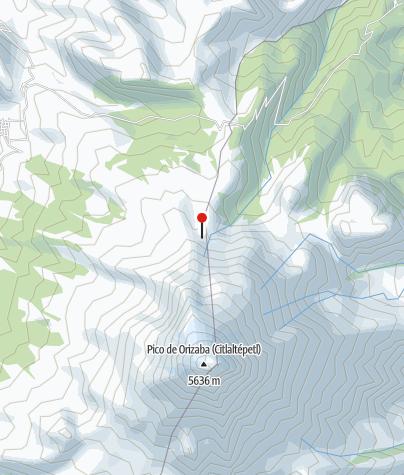 Map / Piedra Grande 4260m