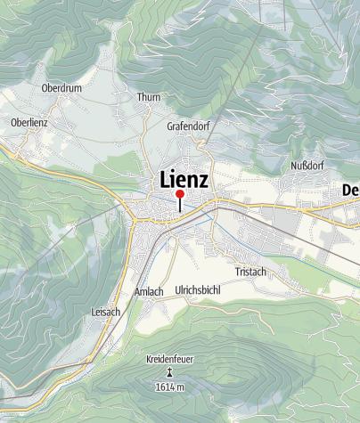 Karte / Phonomuseum Lienz