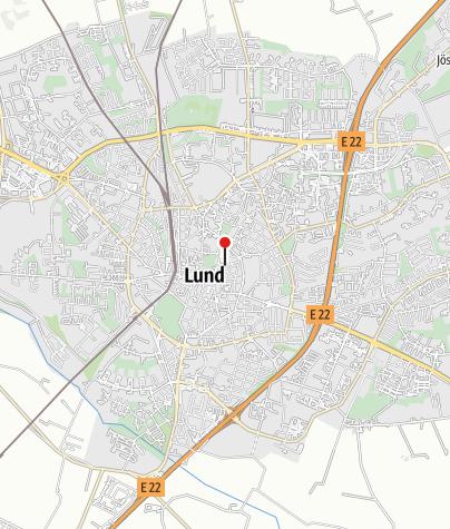 Karte / Kulturen i Lund