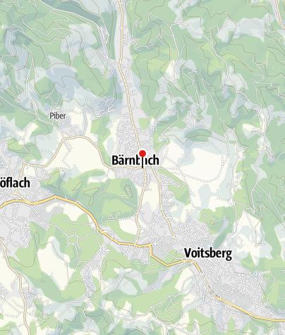 Karte / Stadtcafé Bärnbach
