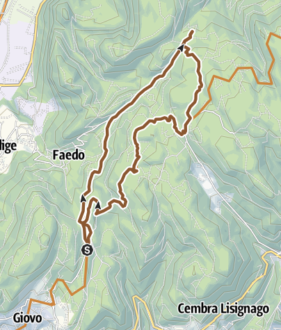 Map / 872 - Roccolo del Sauch