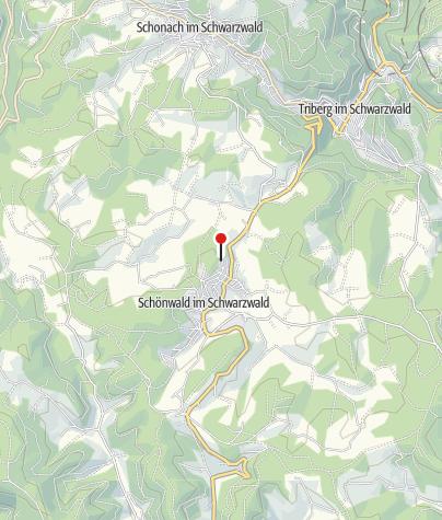 Map / Schwarzwaldhotel Schönwald