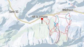 Map / Alt St. Johann