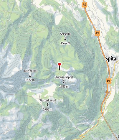 Map / Stubwiesalm