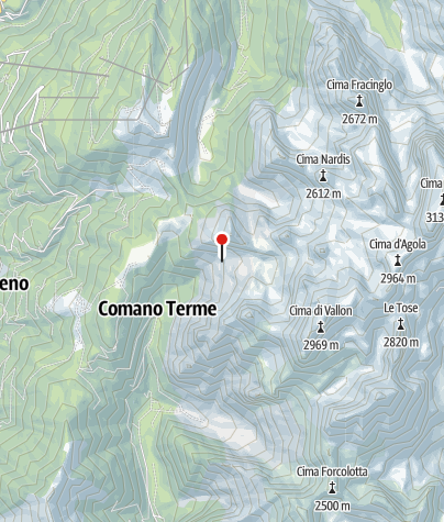 地图 / Baita dei Cacciatori
