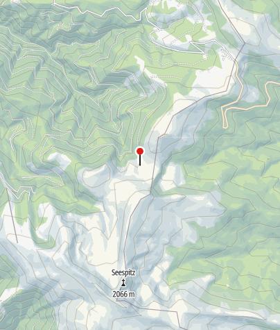 Karte / Koralpe - Grillitschhütte (1650 m)
