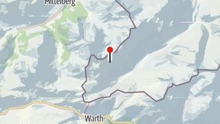Kartta / Mindelheimer Hütte