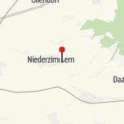 Map / Herb Garden, Niederzimmern