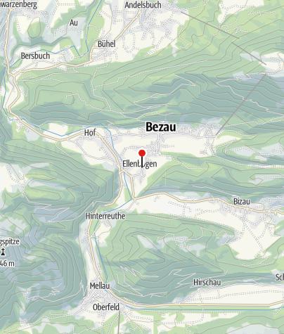 Karte / Heimatmuseum (Denkmalhof) Bezau
