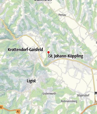 Karte / Gasthaus zum Kirchenwirt