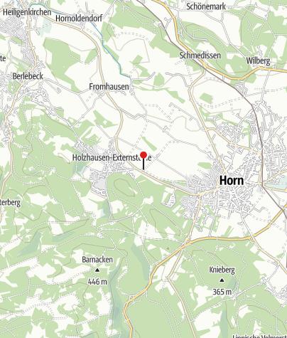 Karte / Das Bockstal