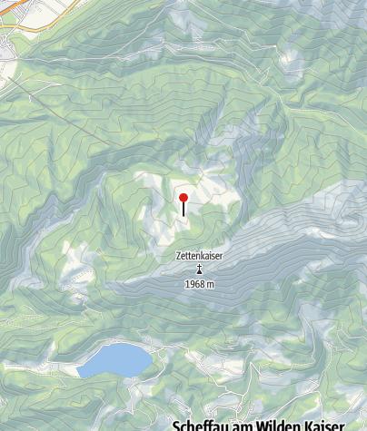 Map / Kaindlhütte