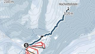 Map / Hochrettelstein