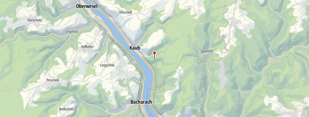 Map / Unterstandshütte