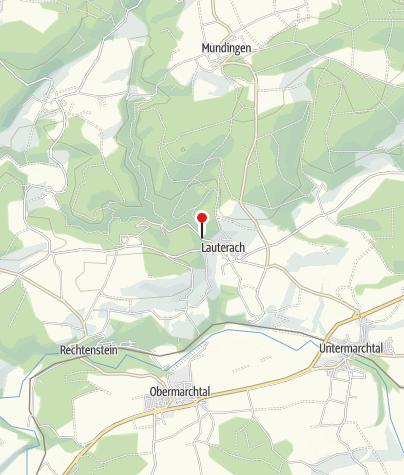 Térkép / Schöner Fels