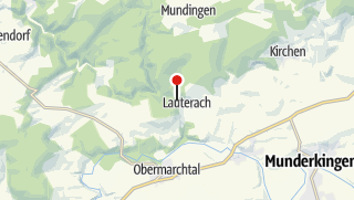 Mapa / Schöner Fels