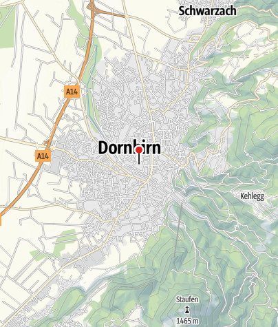 Karte / Kunstraum Dornbirn
