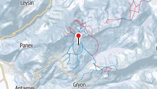 Karte / Meilleret