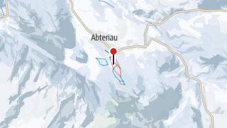 Karte / Abtenau Karkogel