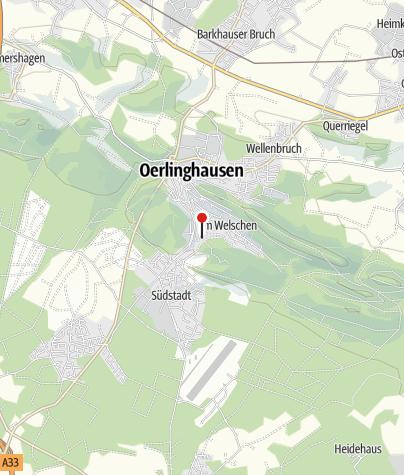 Map / Archäologisches Freilichtmuseum