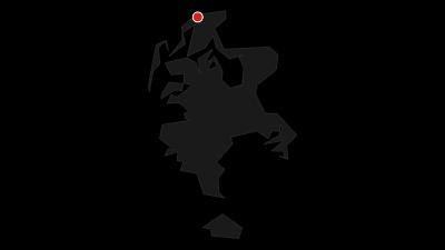 Karte / Tour über das Windland Wittow