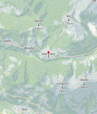 Karte / Küblerei-Museum