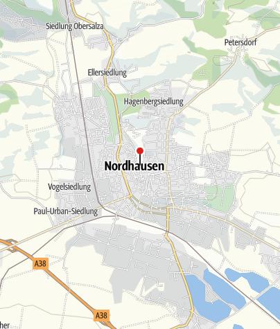 Nordhausen Karte.Flohburg Das Nordhausen Museum Museum Outdooractive Com