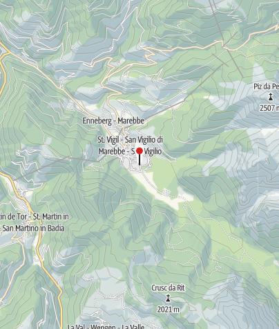 Mappa / Panificio Furnaria Martin