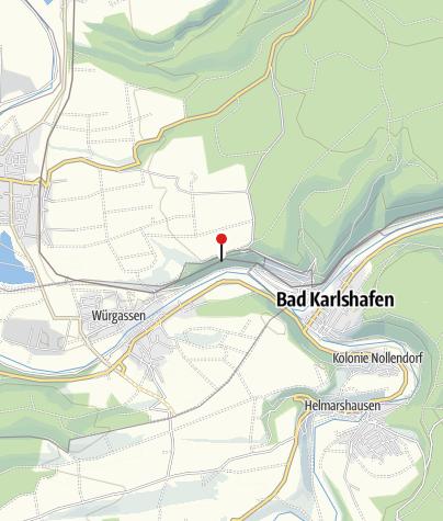 Karte / Erlesene Natur: Die Hannoverschen Klippen
