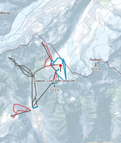 Cartina / Val Senales