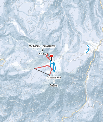Karte / Jochgrimm