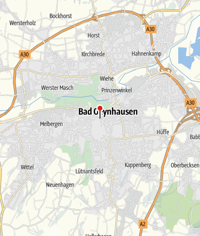 Karte / Deutsches Märchen- und Wesersagenmuseum, Bad Oeynhausen