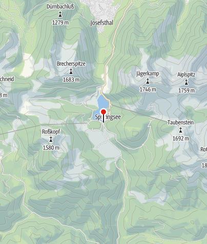 Karte / Restaurant Alte Wurzhütte