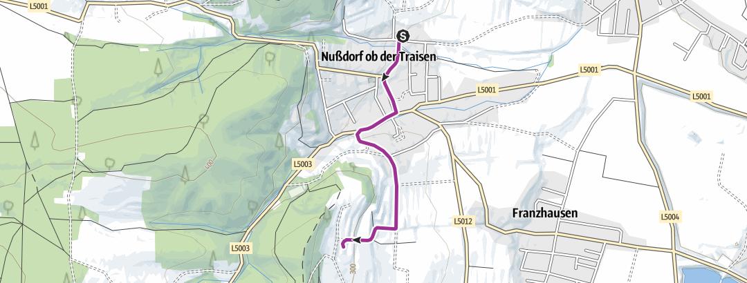 Karte / Spiegeln - WeinBergSchmecken