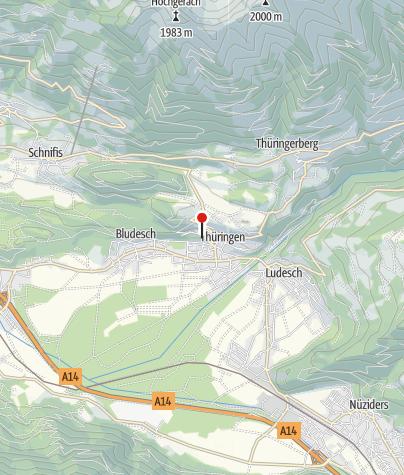 Karte / Villa Falkenhorst
